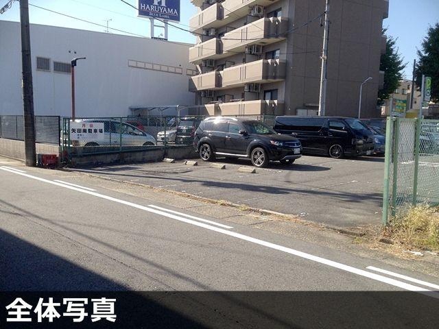 矢田南駐車場