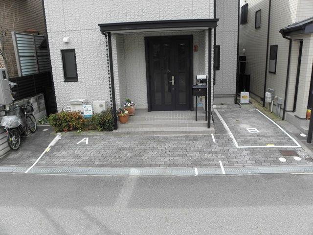 甲子園黒岩駐車場