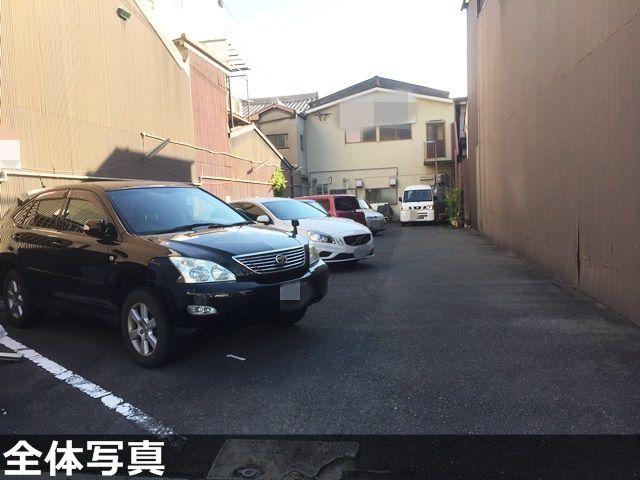 七條鮒定駐車場