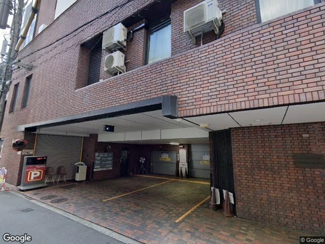 クロスホテル大阪駐車場