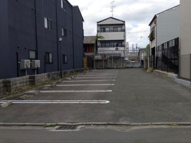 京都駅徒歩7分伊勢松町駐車場