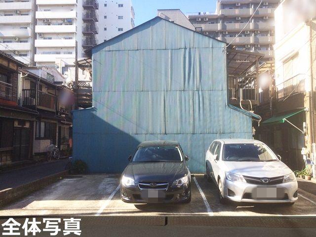 名波駐車場