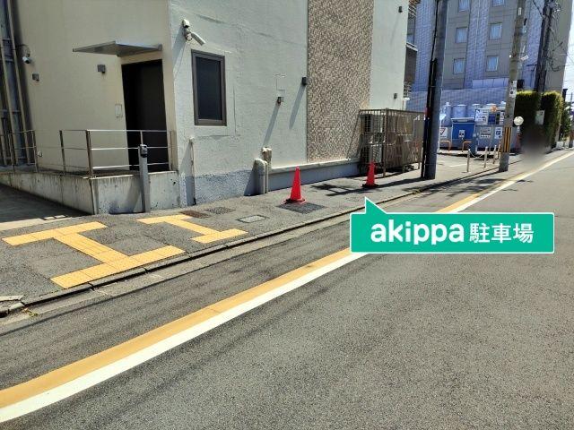 京都第一ホテル【新町通沿い】駐車場