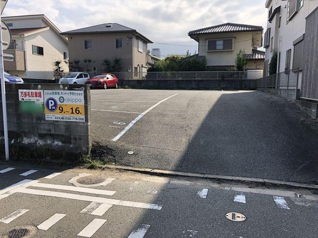 マンダレ駐車場