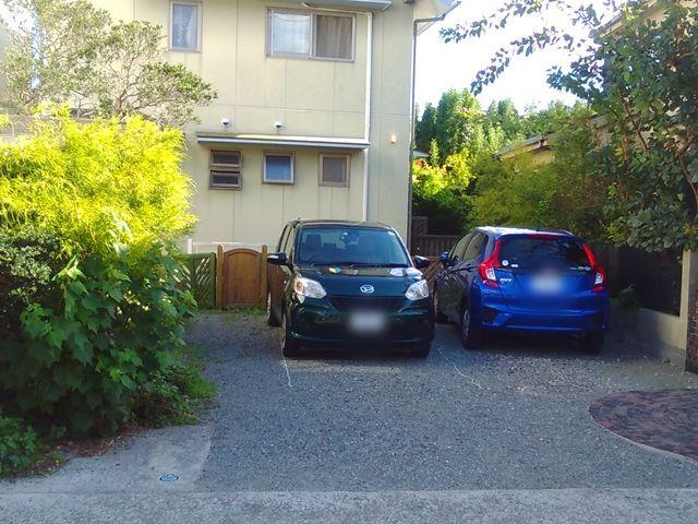 鎌倉笹目町第一駐車場