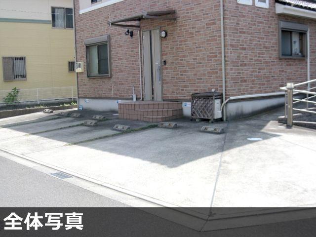 湘南中文学苑駐車場
