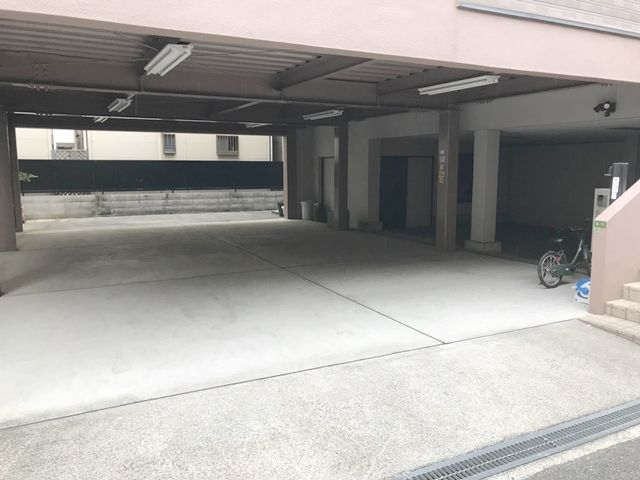 城東区中浜3丁目5駐車場