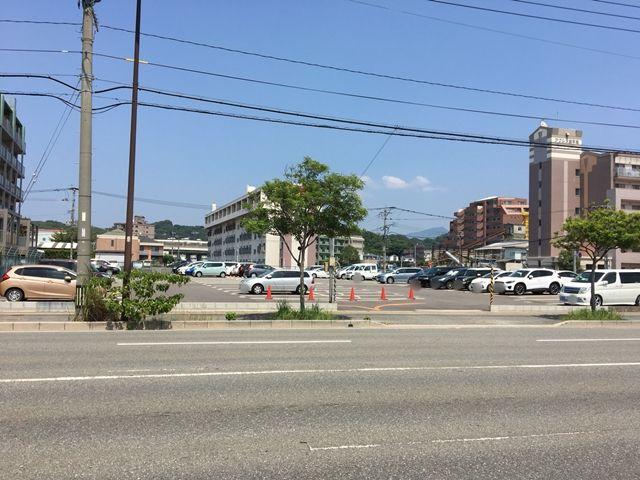 東平尾1丁目駐車場