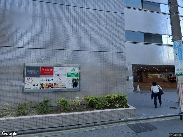 トラストパーク桜通豊田ビル駐車場
