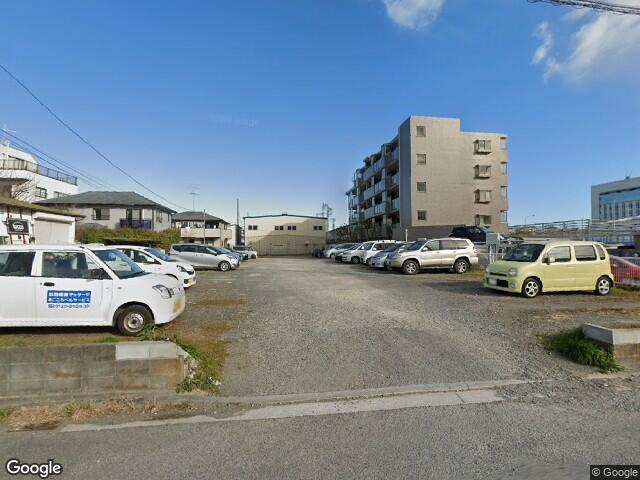新羽町155駐車場