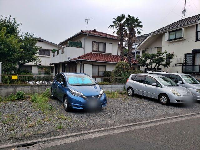 倉本邸_井の頭5丁目月極駐車場