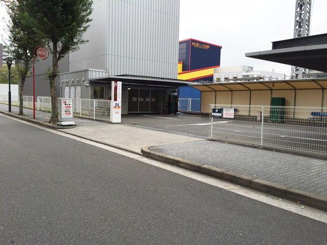 リッチモンドホテル名古屋納屋橋駐車場