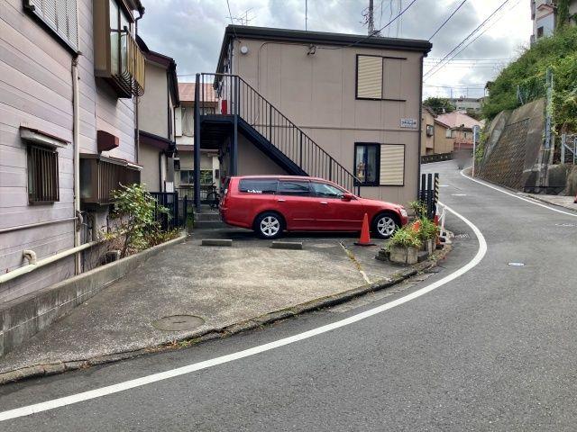 石川町駅から700m 遠藤駐車場