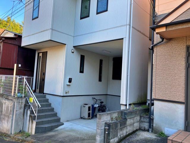 石川町駅から500m 小林邸駐車場