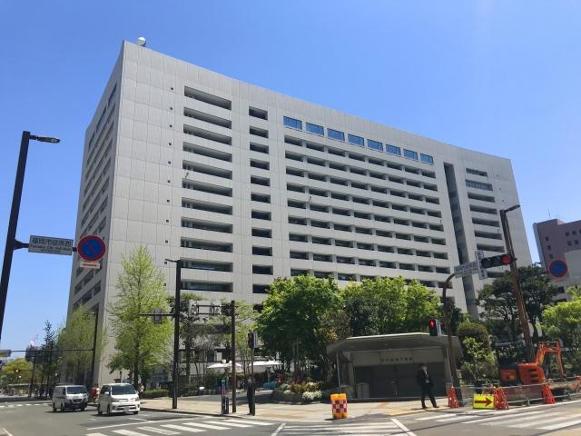 福岡市役所