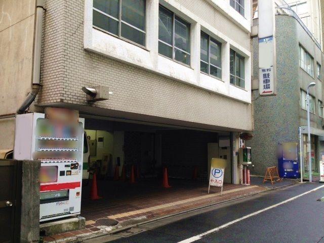 akippa 鈴木ビル駐車場
