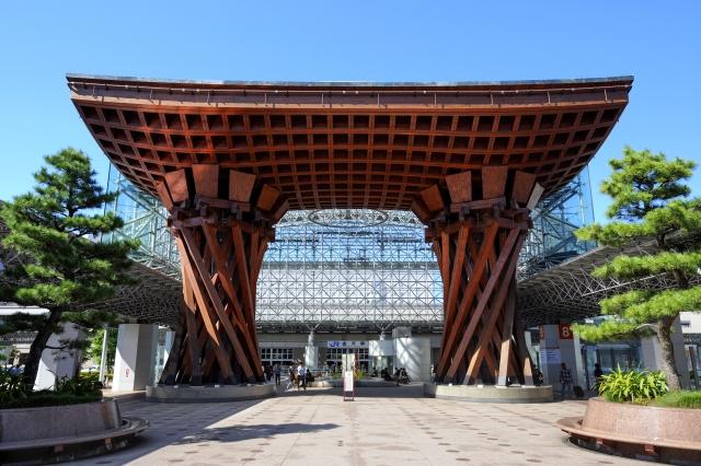 「金沢駅」の画像検索結果