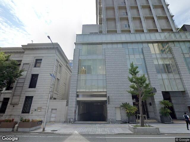 神戸旧居留地25番館駐車場