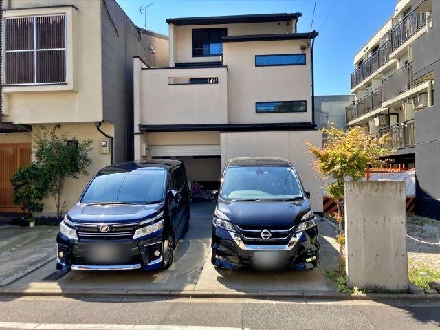 KIKUHOKO駐車場