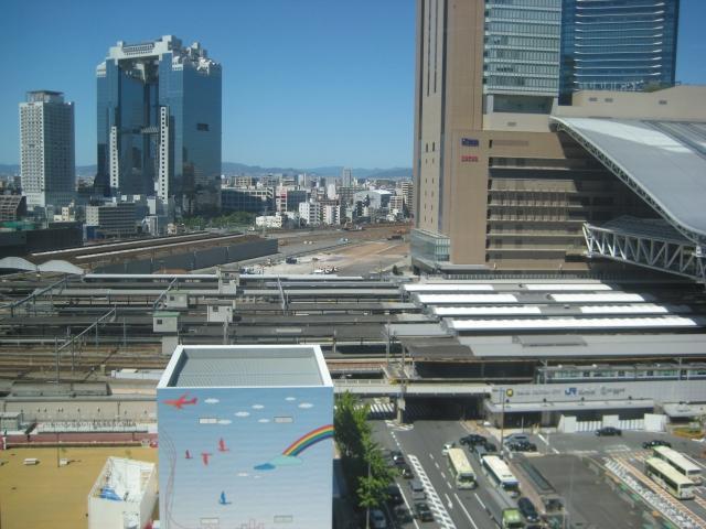 大阪駅前第3ビル