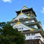 大阪城で歴史とロマンを感じる。レンタカーを使った大阪日帰りドライブコース