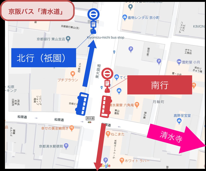 清水寺_京阪バス_地図