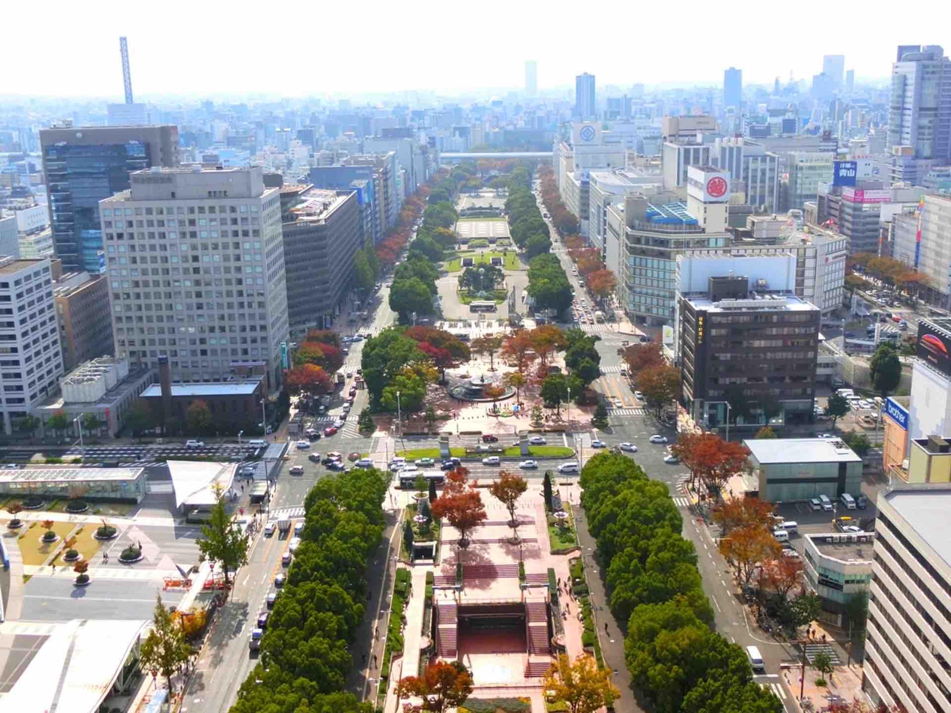 栄_セントラルパーク
