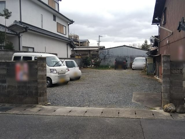 嵯峨中通町ガレージ
