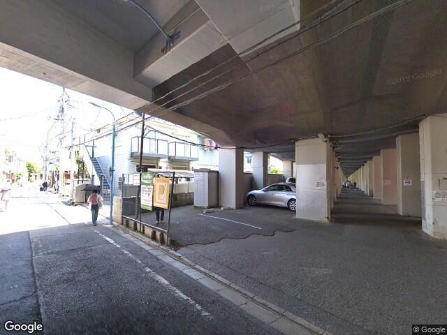 阿佐ヶ谷西3号駐車場