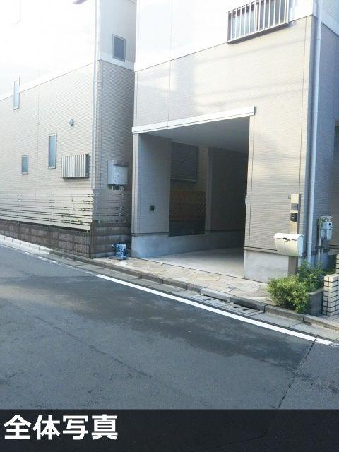 下石神井三丁目・南田中四丁目駐車場