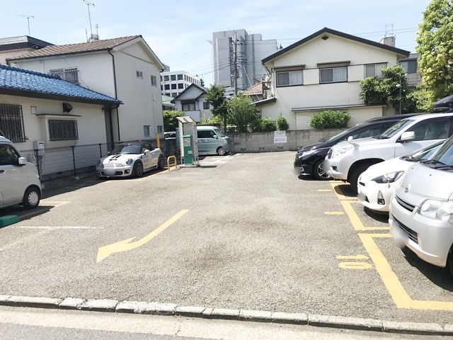 武蔵野市・中町2丁目第1駐車場