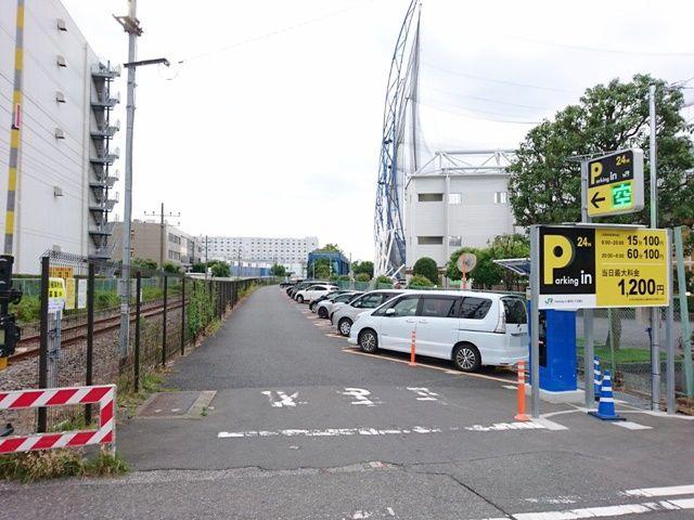 Parking in 新砂1丁目第2