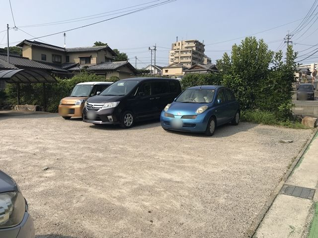 akippa 福岡空港前駐車場