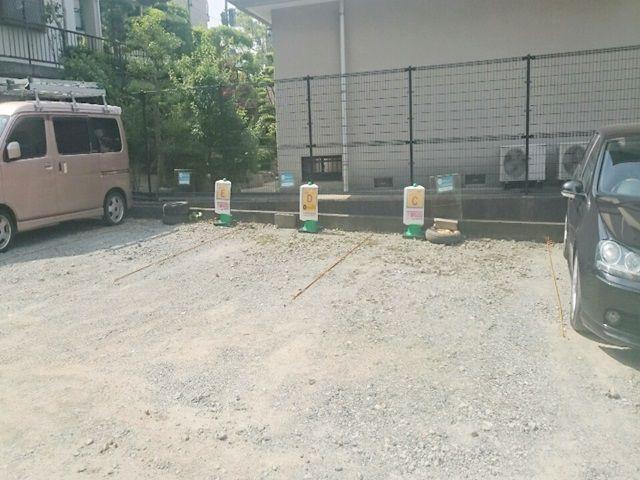 akippa カットサロン空港駐車場【軽専用】