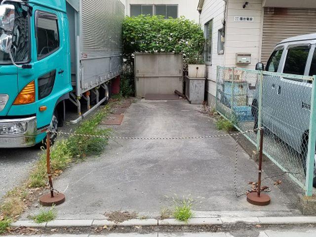 大田区東糀谷4丁目6akippa駐車場