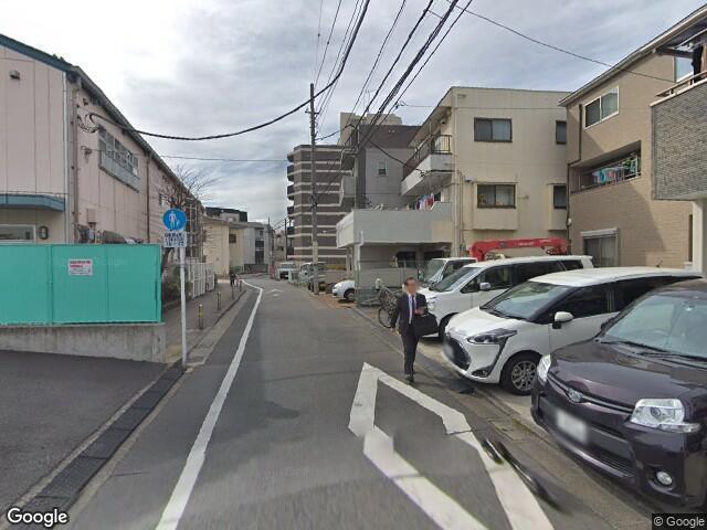 akippa 南蒲田3駐車場
