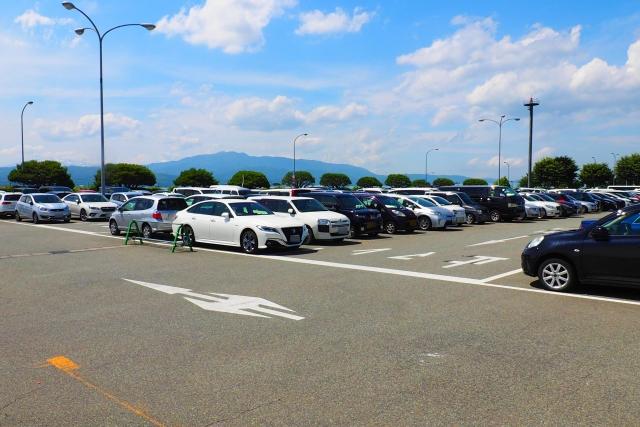 羽田空港_民間駐車場