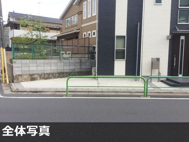 練馬区石神井町5丁目2 akippa駐車場