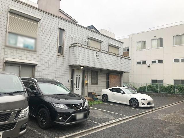三河島小川32-17駐車場