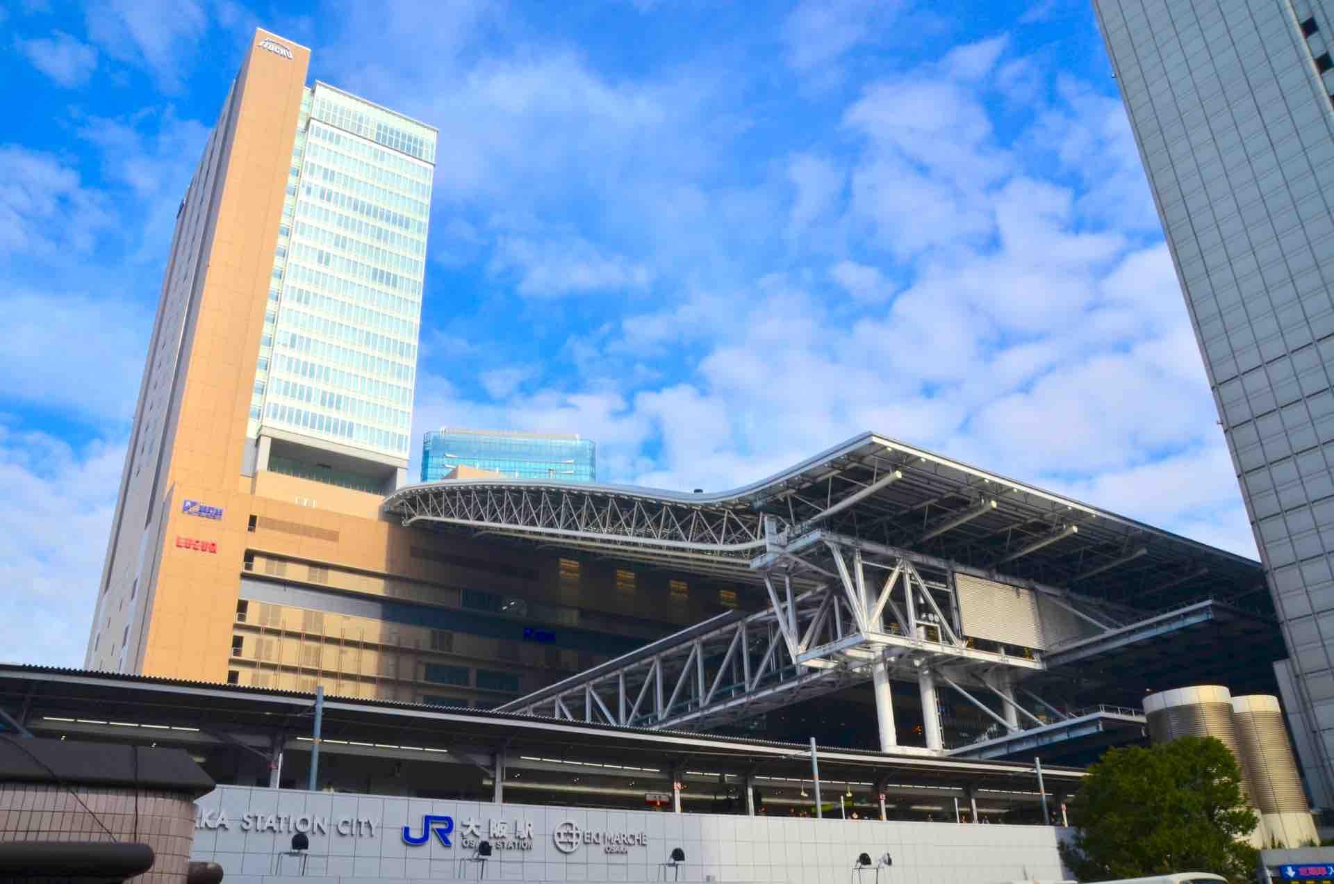 梅田・大阪