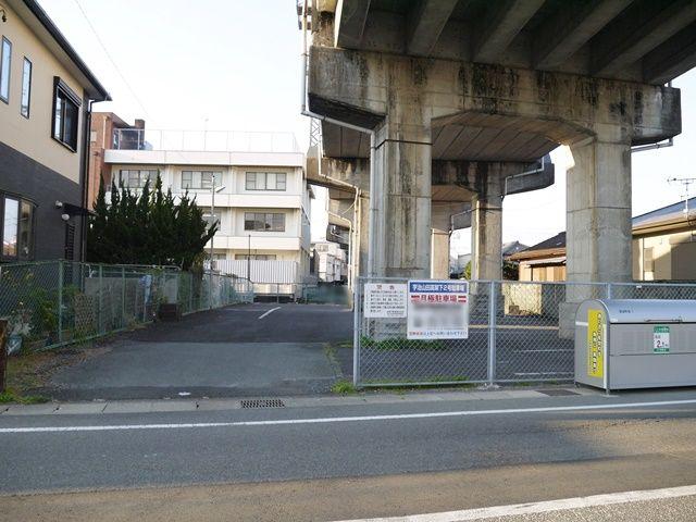 宇治山田高架下2号駐車場