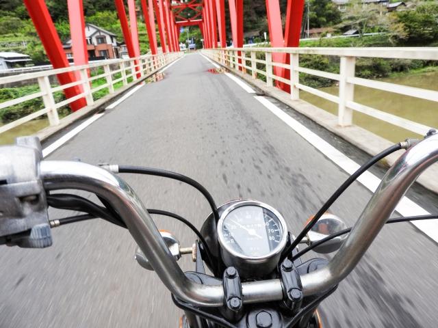 奈良公園_バイク