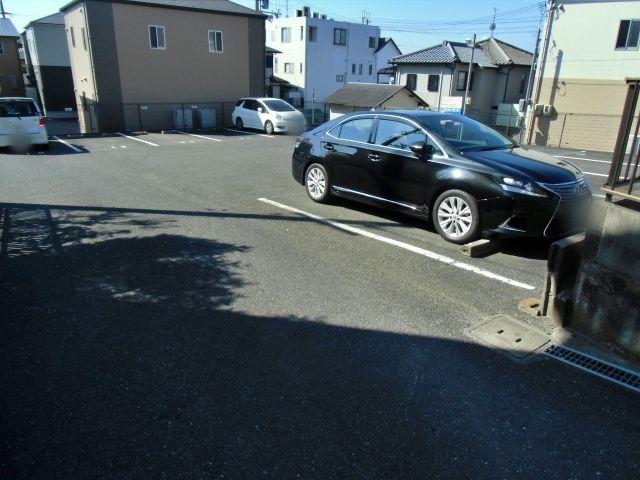 高畑駐車場