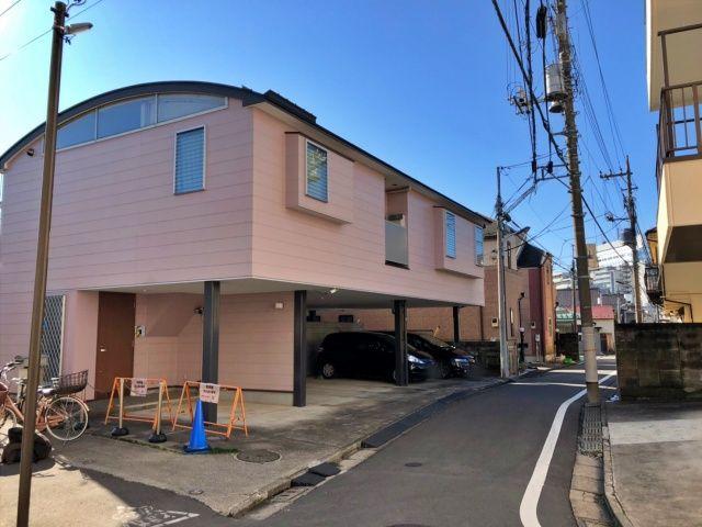 須藤邸月極駐車場