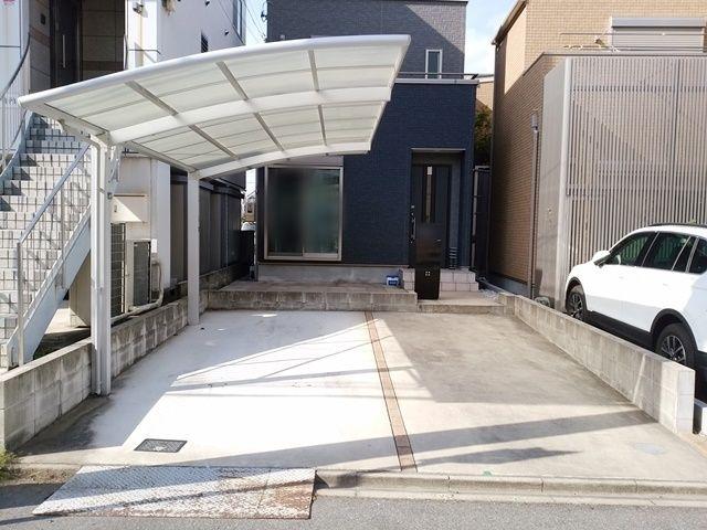 熱田神宮南駐車場(2)