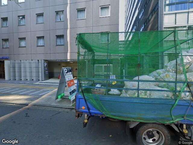 akippa ダイワロイネットホテル新横浜駐車場【機械式】【利用時間:7:00~23:00】