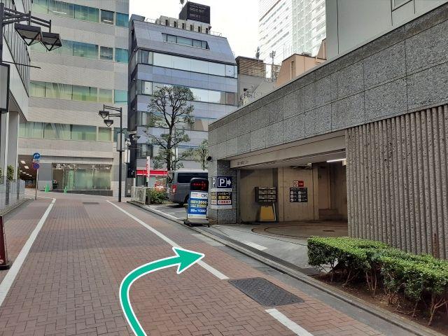 akippa (※高さ制限あり)渋谷スクエアB駐車場【平日のみ:8:00~19:00】