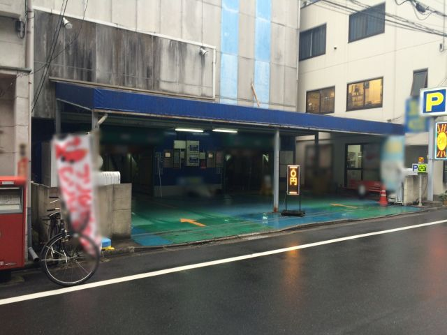 akippa 外神田5丁目駐車場【ご利用時間:8:00~21:00】【機械式】