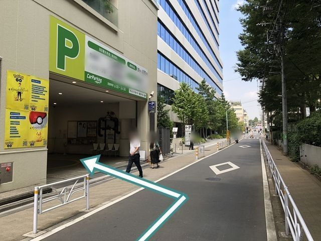 akippa Car Parking  cocoti【利用時間:6:00~23:30】
